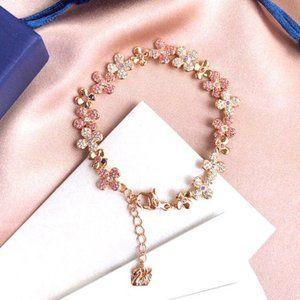 🎅SWAROVSKI ELDERFLOWER bracelet